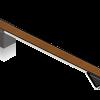 Y-bom vänster avslut Guld 6 meter